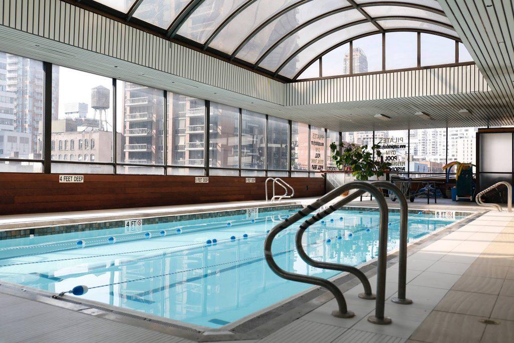 57th street pool rooftop