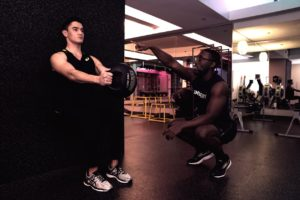 Certified Personal Trainer in Manhattan