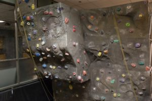 Downtown Manhattan Rock climbing Wall
