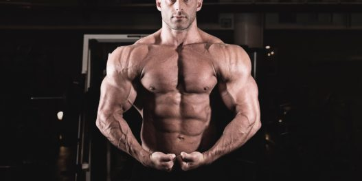 John Gabucci muscles