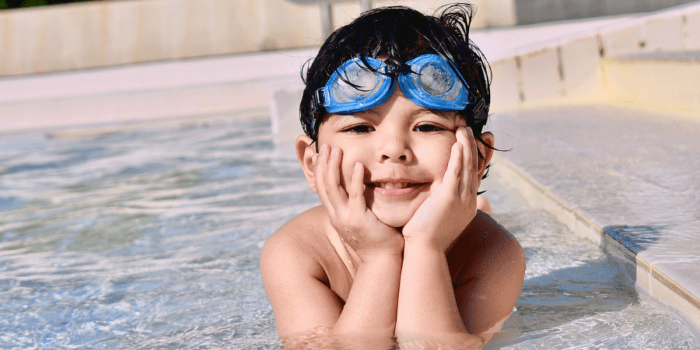 private swimming lessons for kids