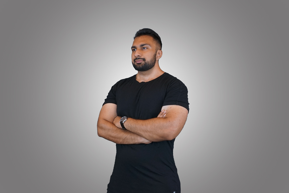 Ammad Fahad - CompleteBody Personal Trainer