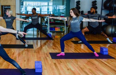 Vinyasa Yoga with Elizabeth at Complete by CompleteBody
