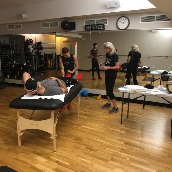 integrated stretch workshop at completebody fidi